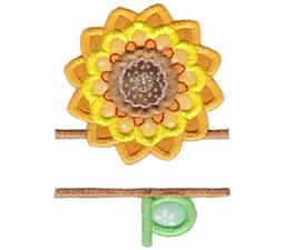 Split Thanksgiving Applique 5