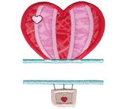 Split Valentines Applique 5