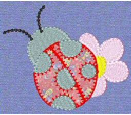 Sweet Spring Applique 3