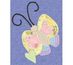 Sweet Spring Applique 6