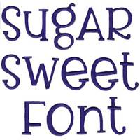 Sugar Sweet Font