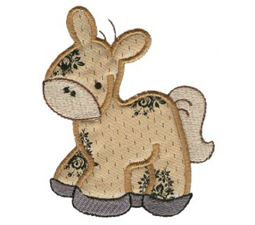 Sweet Applique Animals 7