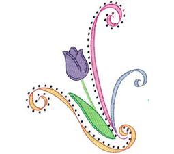 Swirly Easter 14