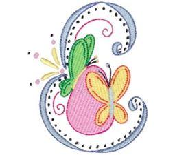 Swirly Easter 3