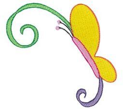 Swirly Easter 4