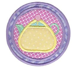 Tea Time Coasters 2