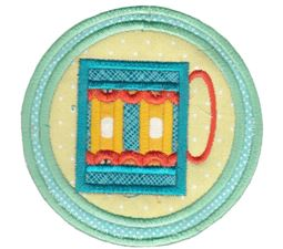 Tea Time Coasters 5