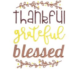 Thanksgiving Sentiments Four 2