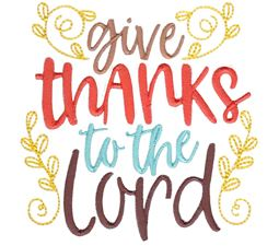 Thanksgiving Sentiments Four 4