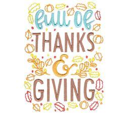 Thanksgiving Sentiments Four 6
