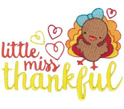 Thanksgiving Sentiments Three 3