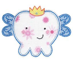 The Tooth 13 Applique