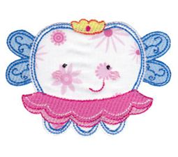 The Tooth 5 Applique