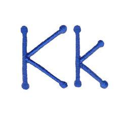 True Colors Font K