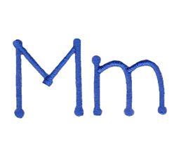 True Colors Font M