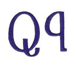 Truly Madly Deeply Font Q