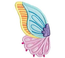 Wings Applique 12