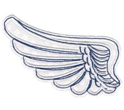 Wings Applique 3