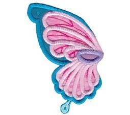 Wings Applique 5