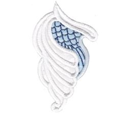Wings Applique 6