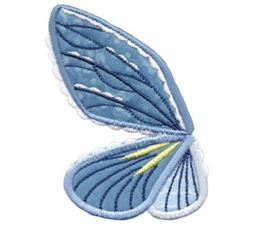 Wings Applique 8