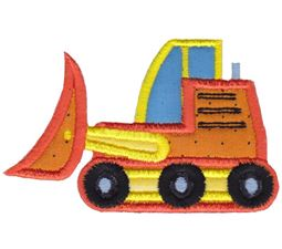 Working Vehicles Applique 1