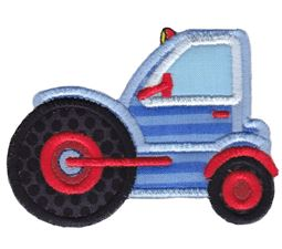 Working Vehicles Applique 10