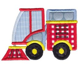Working Vehicles Applique 11