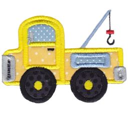 Working Vehicles Applique 12