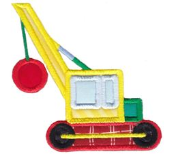 Working Vehicles Applique 14