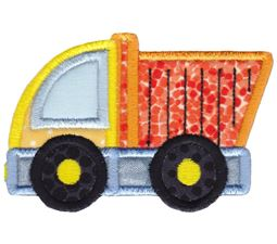 Working Vehicles Applique 4