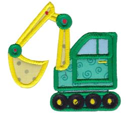 Working Vehicles Applique 5