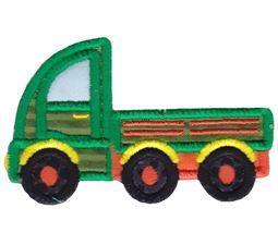 Working Vehicles Applique 6
