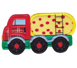 Working Vehicles Applique 8
