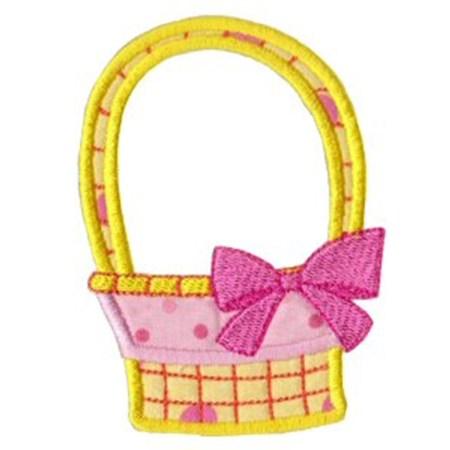 A Cute Easter Applique 10
