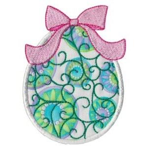 A Cute Easter Applique 11