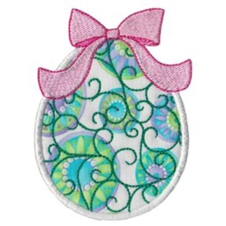 A Cute Easter Applique 11