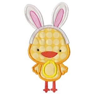 A Cute Easter Applique 2