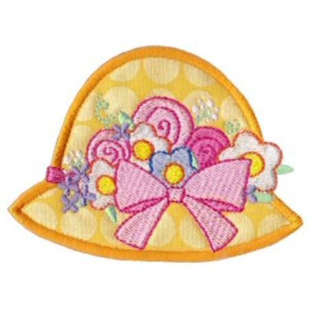 A Cute Easter Applique 9