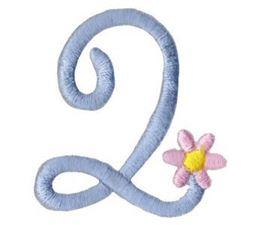 A Daisy Day Alphabet 2