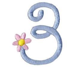 A Daisy Day Alphabet 3