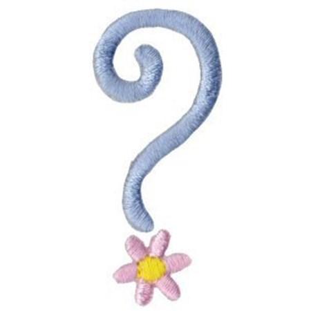 A Daisy Day Alphabet Character 3