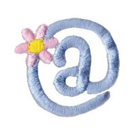 A Daisy Day Alphabet Character 6