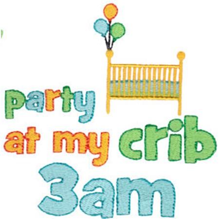 Party My Crib 3am