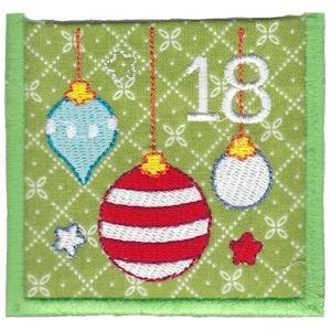 Advent Calendar 18