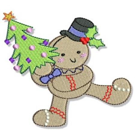 A Ginger Christmas 1