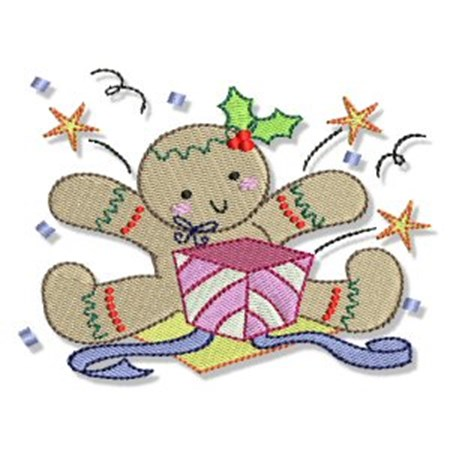 A Ginger Christmas 4