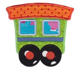All Aboard Applique 14