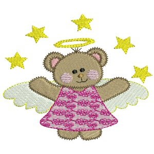 Angelic Bears 1