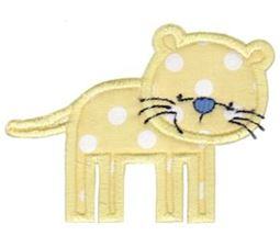 Animal Applique Too 3